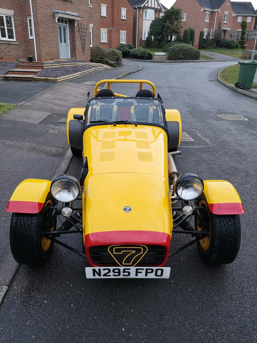 1987 Caterham Super Seven Spring, Roger King Special For Sale (picture 2 of 6)