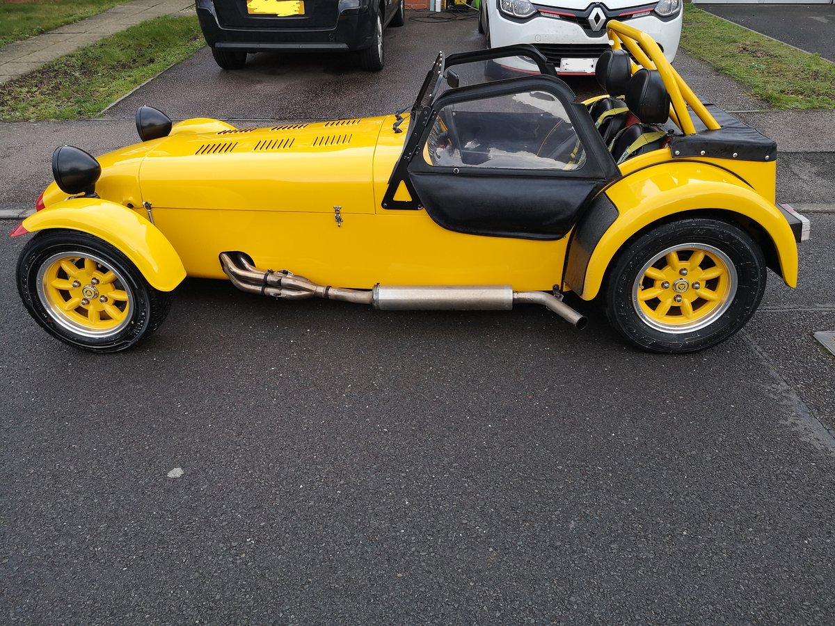 1987 Caterham Super Seven Spring, Roger King Special For Sale (picture 3 of 6)