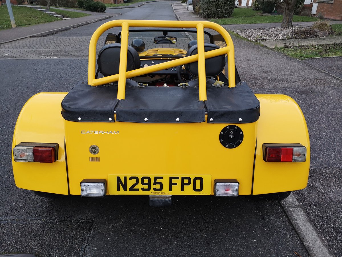 1987 Caterham Super Seven Spring, Roger King Special For Sale (picture 4 of 6)