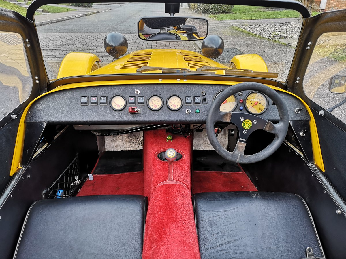 1987 Caterham Super Seven Spring, Roger King Special SOLD (picture 5 of 6)