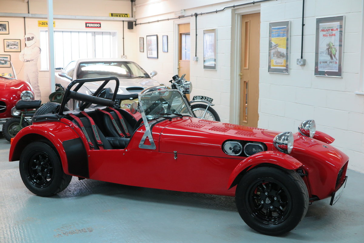 1991 Caterham 1700 Supersprint - Only 14K Miles  For Sale (picture 1 of 6)