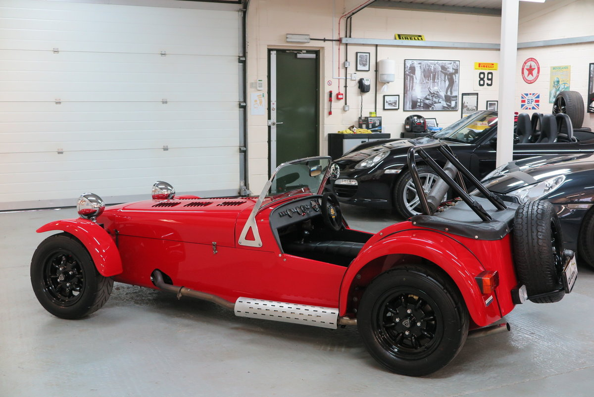 1991 Caterham 1700 Supersprint - Only 14K Miles  For Sale (picture 2 of 6)