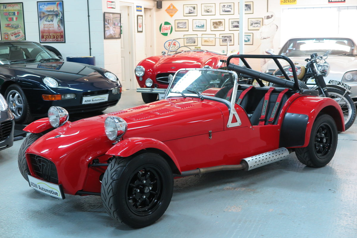 1991 Caterham 1700 Supersprint - Only 14K Miles  For Sale (picture 3 of 6)