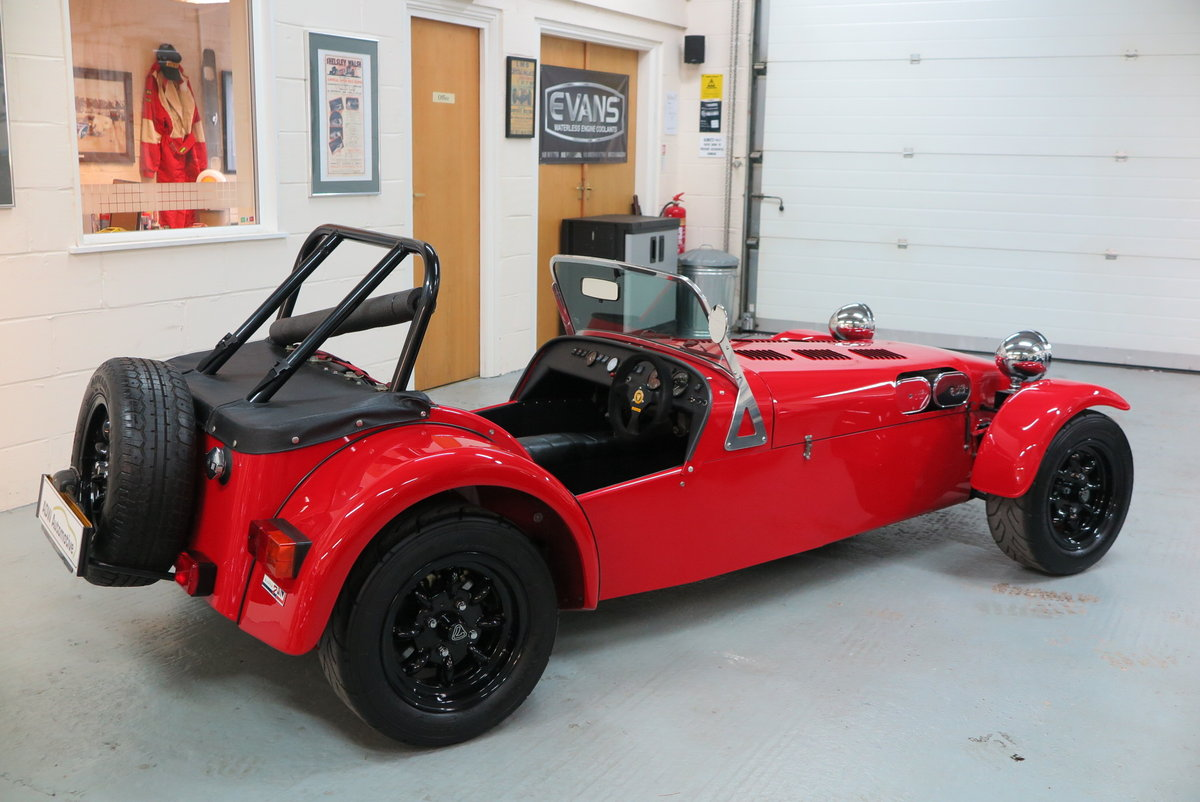 1991 Caterham 1700 Supersprint - Only 14K Miles  For Sale (picture 4 of 6)