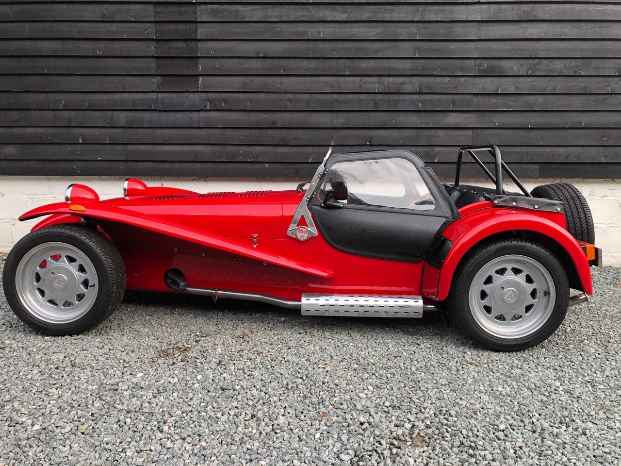 1992 Caterham Supersprint 'Plus' SPR 1.7 Ford X Flow 1 owner SOLD (picture 4 of 6)