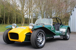 1989 CATERHAM 1600 LOTUS TWIN CAM – DE DION 'SOLD' MORE REQUIRED SOLD