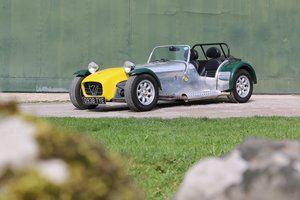 1995 CATERHAM SEVEN,135BHP CLASSIC SE For Sale