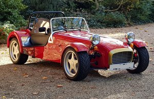 2000 Caterham 7 Roadsport 1600cc Autosport 50 Edition For Sale