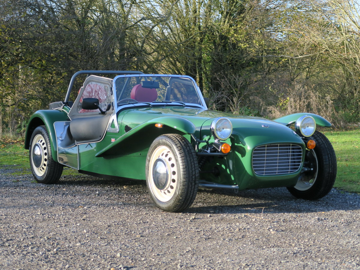 2017 Caterham Super Seven Sprint For Sale (picture 1 of 6)