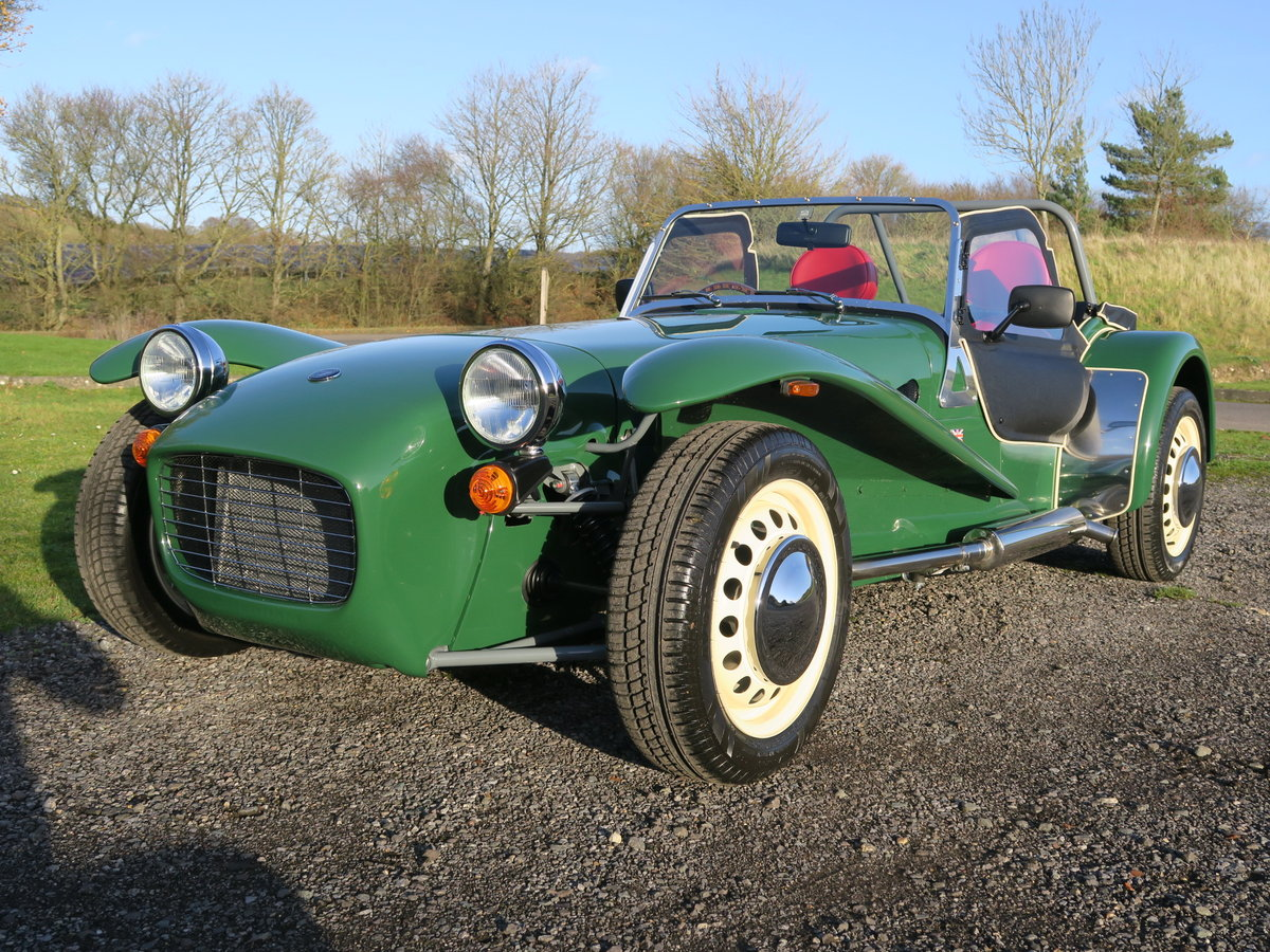 2017 Caterham Super Seven Sprint For Sale (picture 2 of 6)