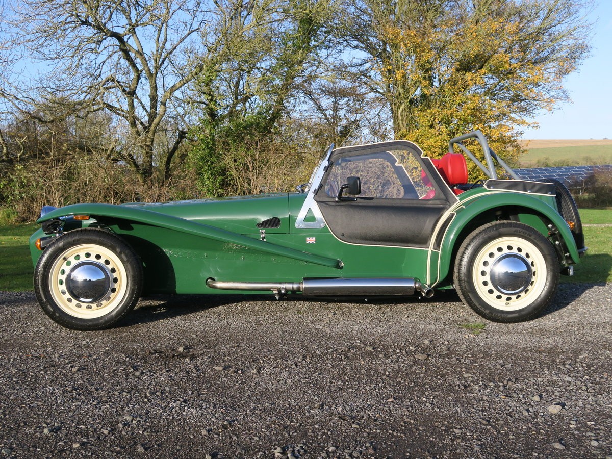 2017 Caterham Super Seven Sprint For Sale (picture 5 of 6)