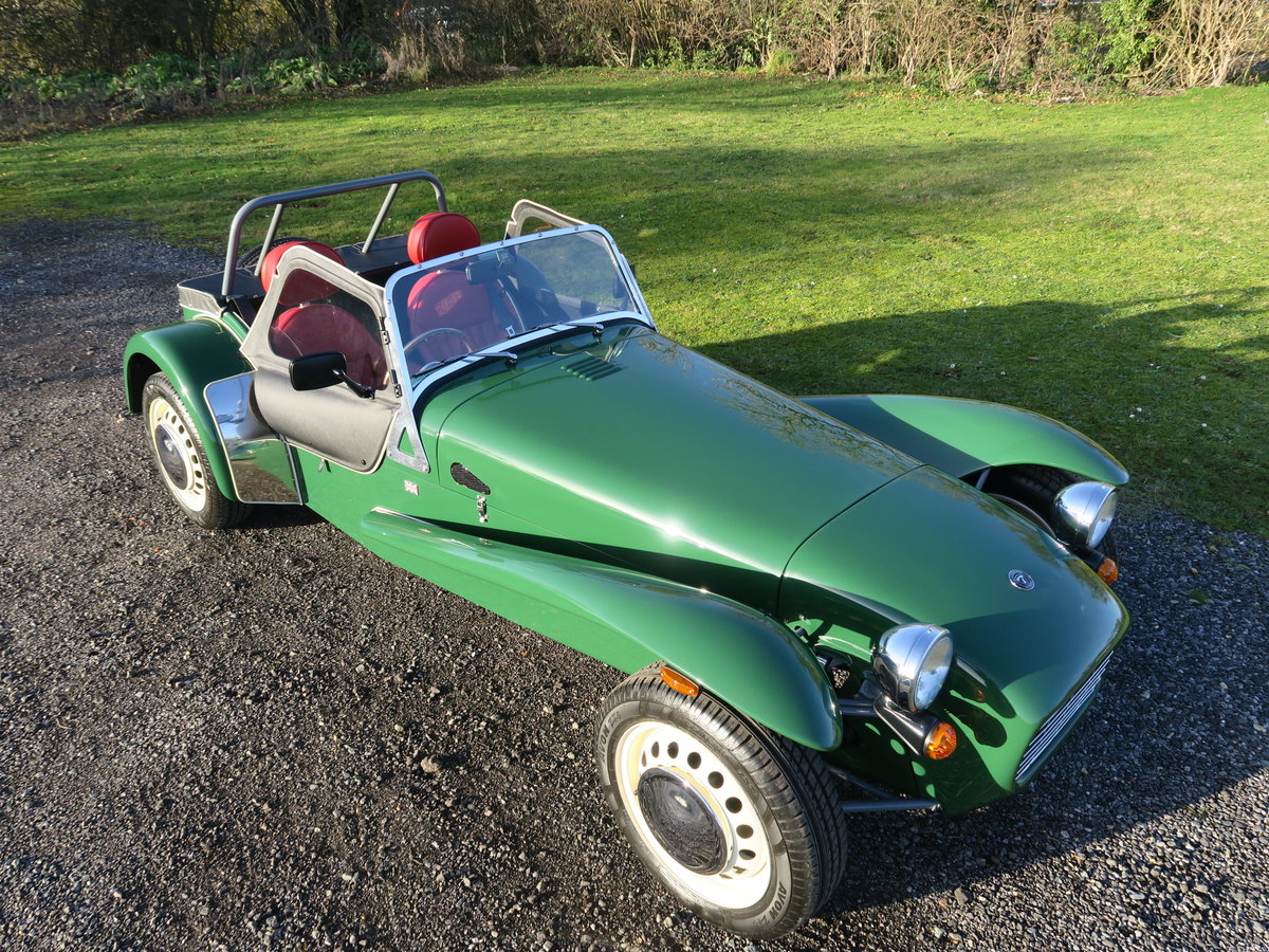 2017 Caterham Super Seven Sprint For Sale (picture 6 of 6)