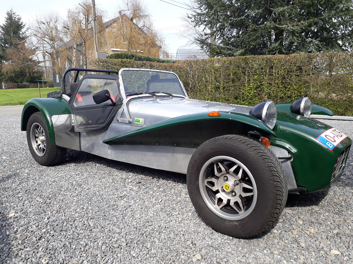 1991 Caterham seven 1700 For Sale (picture 1 of 5)