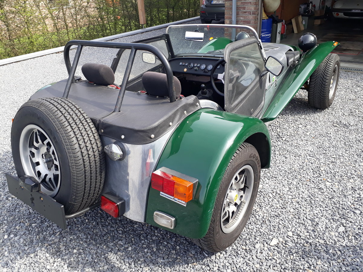 1991 Caterham seven 1700 For Sale (picture 2 of 5)