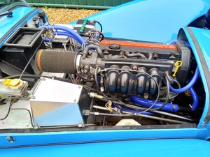 1996 Caterham Series 3 7 Buggati Blue