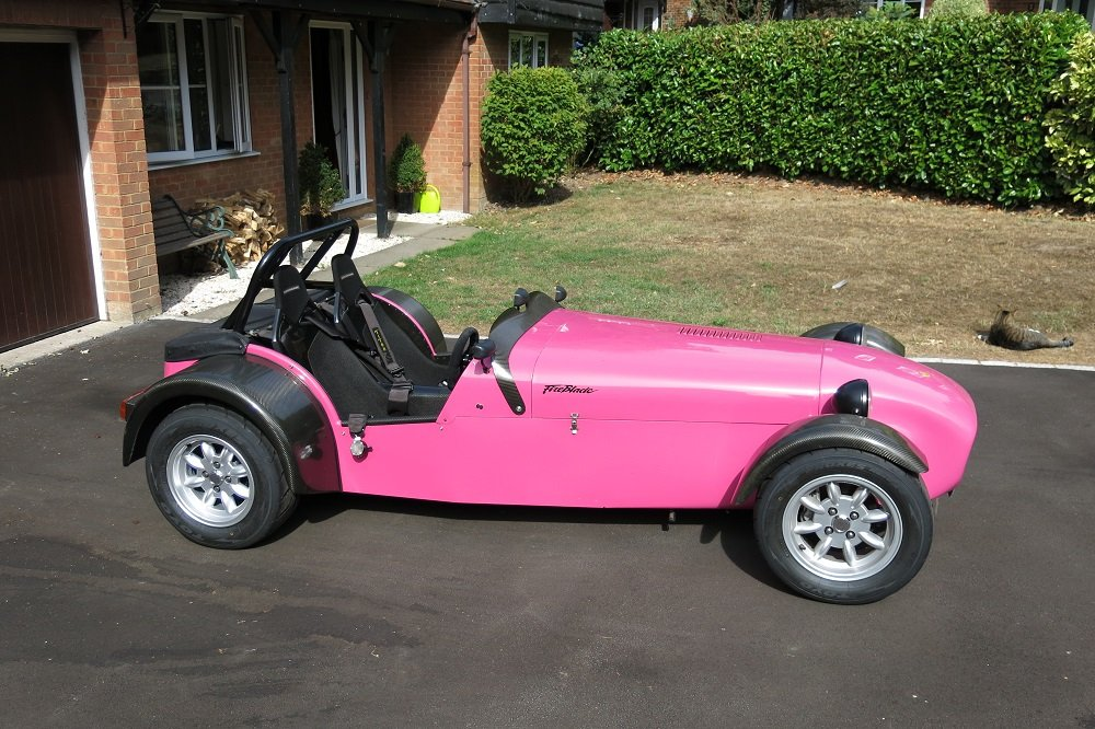 2003 James Whiting Caterham 7 Fireblade For Sale (picture 6 of 6)