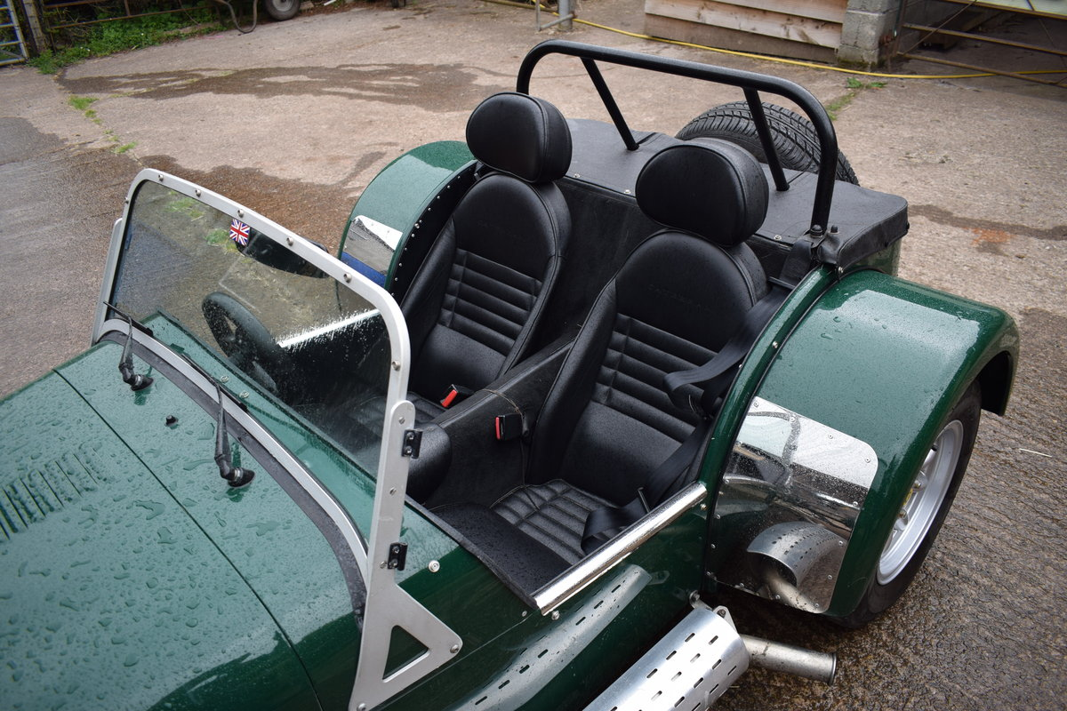 "2002 Caterham Seven Classic ""Beaulieu"" Ltd Edition SOLD (picture 6 of 6)"