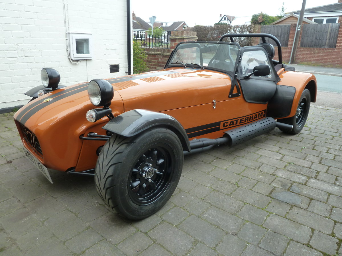 1999 Caterham Super 7 1.8VX Classic - DEPOSIT TAKEN SOLD (picture 1 of 6)