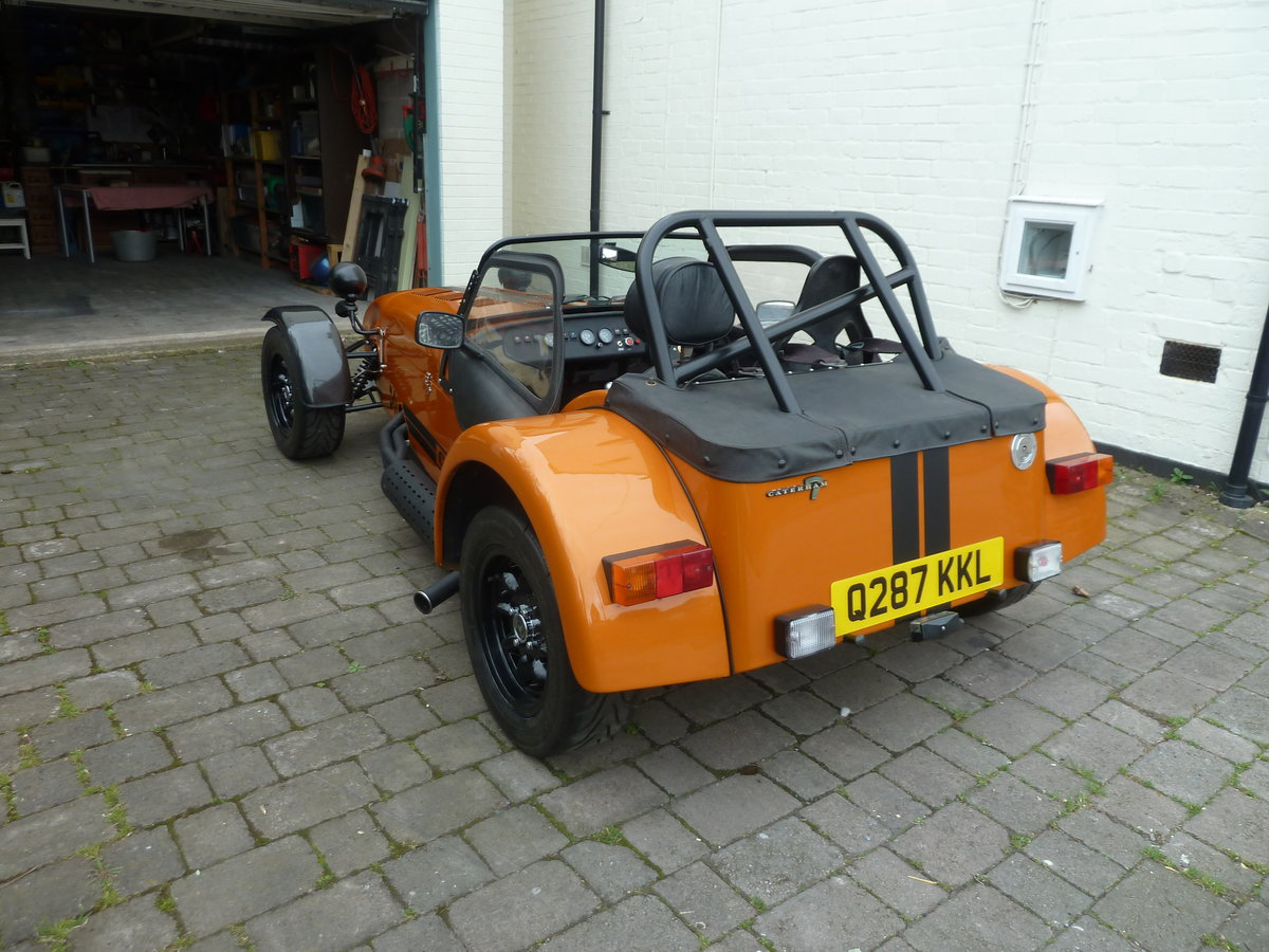 1999 Caterham Super 7 1.8VX Classic - DEPOSIT TAKEN SOLD (picture 2 of 6)