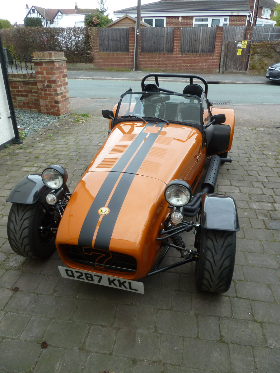 1999 Caterham Super 7 1.8VX Classic - DEPOSIT TAKEN SOLD (picture 6 of 6)
