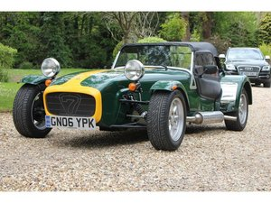 2006 Caterham Seven 1.8 Roadsport SV 2dr OUTSTANDING CONDITION