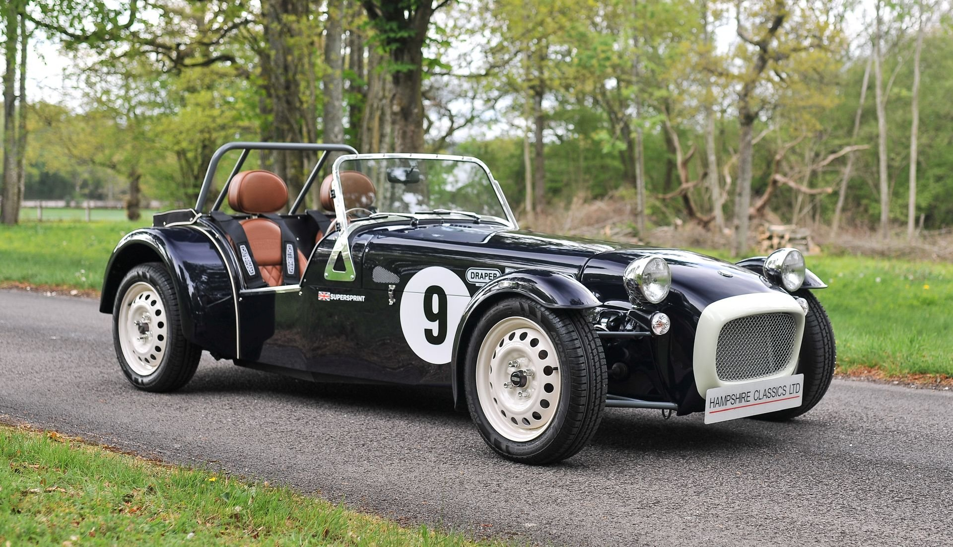 2018 Caterham Seven Supersprint Special Edition - 132 Miles! SOLD (picture 1 of 6)