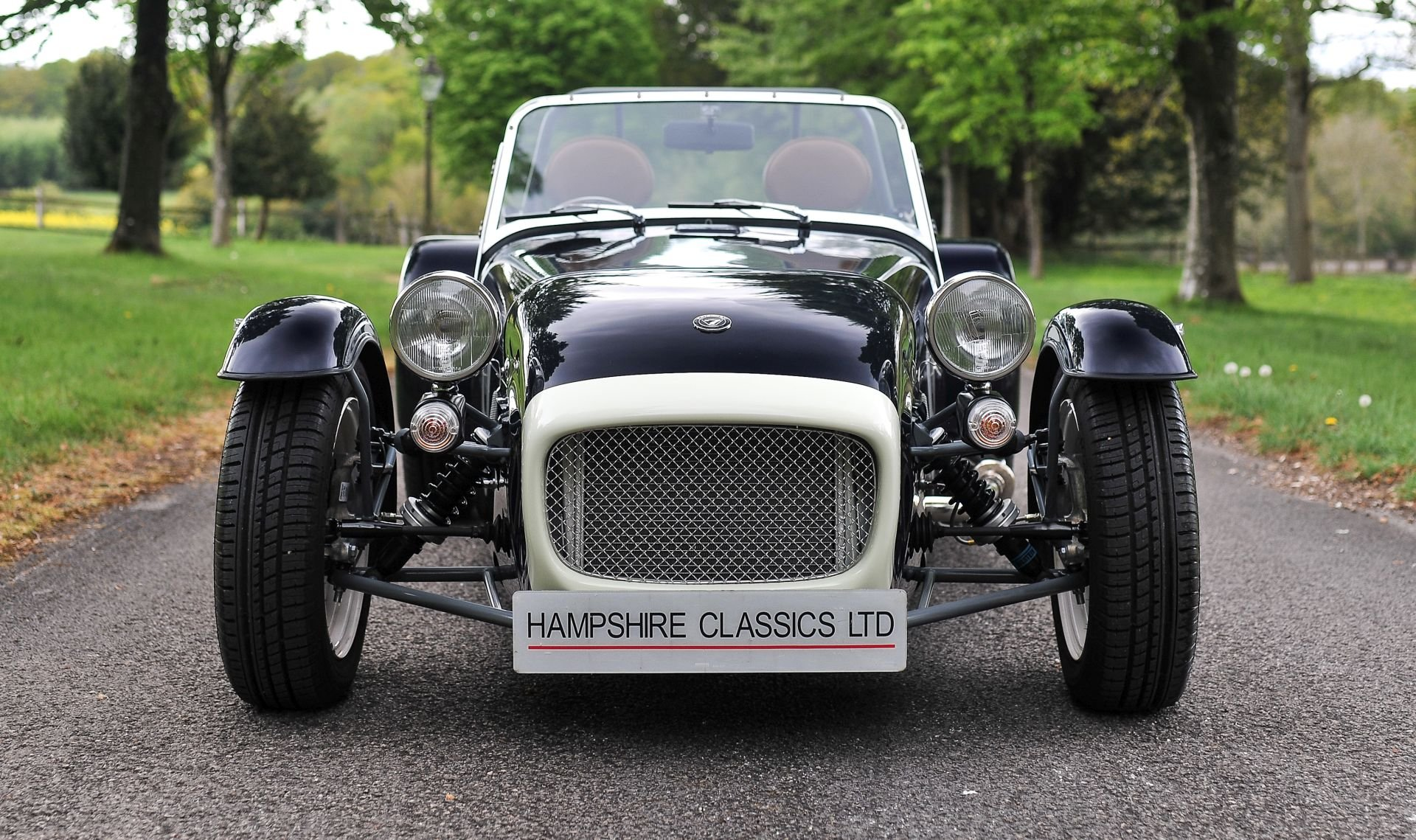 2018 Caterham Seven Supersprint Special Edition - 132 Miles! SOLD (picture 2 of 6)