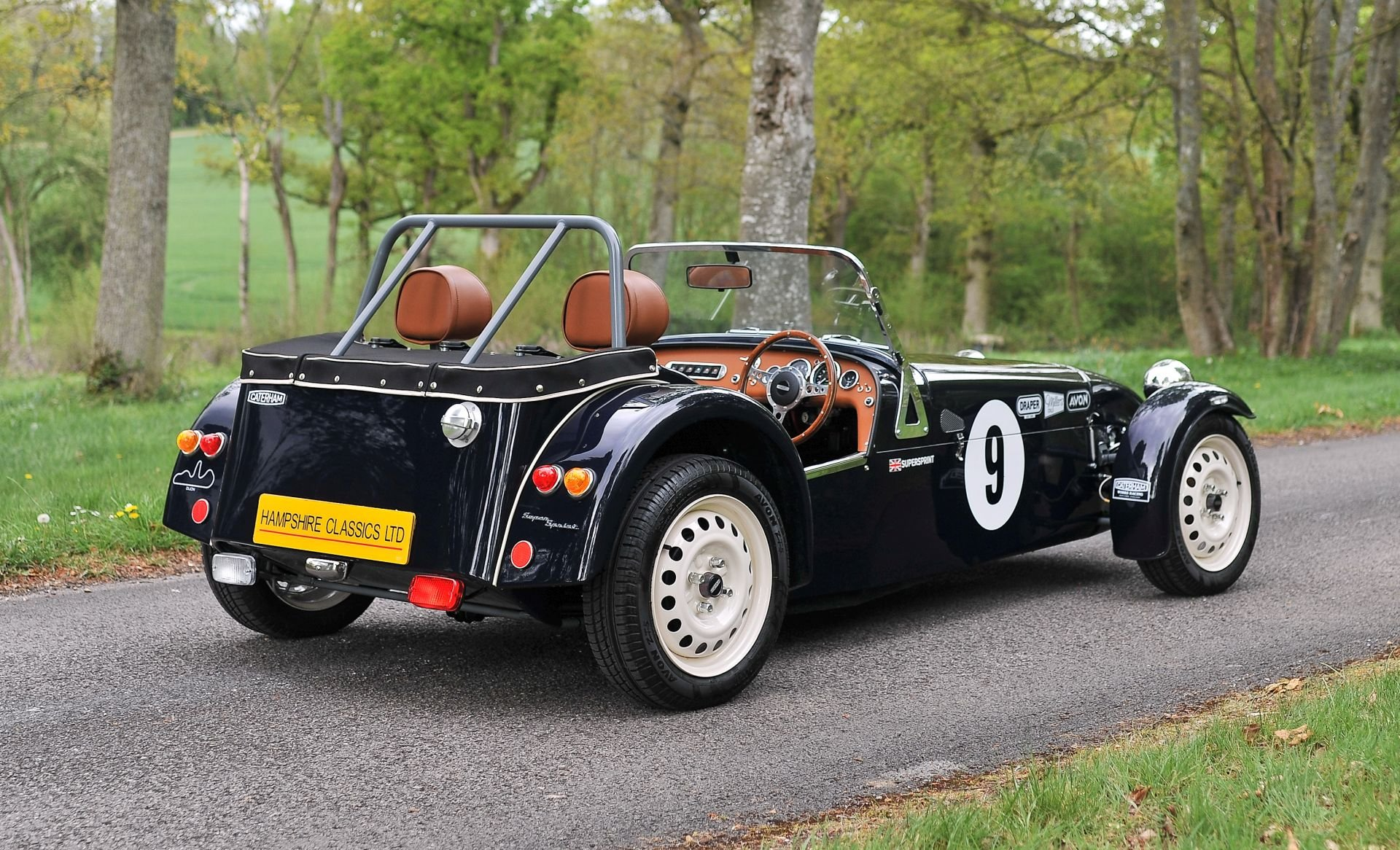 2018 Caterham Seven Supersprint Special Edition - 132 Miles! SOLD (picture 3 of 6)