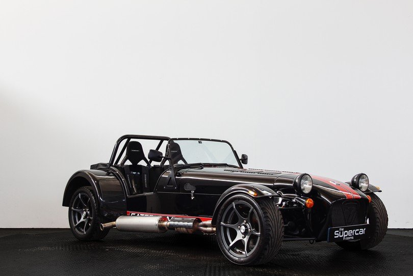 Caterham 270R - 2016 - 1K Miles  For Sale (picture 2 of 6)