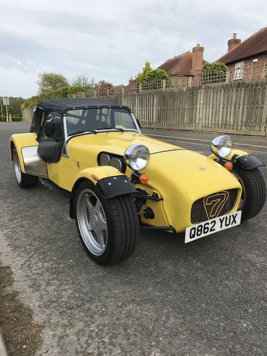 1994 CATERHAM 7 2.0 HPC ......STUNNING For Sale (picture 1 of 6)