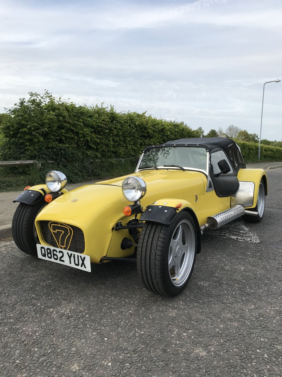 1994 CATERHAM 7 2.0 HPC ......STUNNING For Sale (picture 2 of 6)