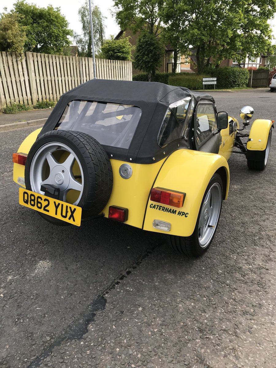 1994 CATERHAM 7 2.0 HPC ......STUNNING For Sale (picture 3 of 6)
