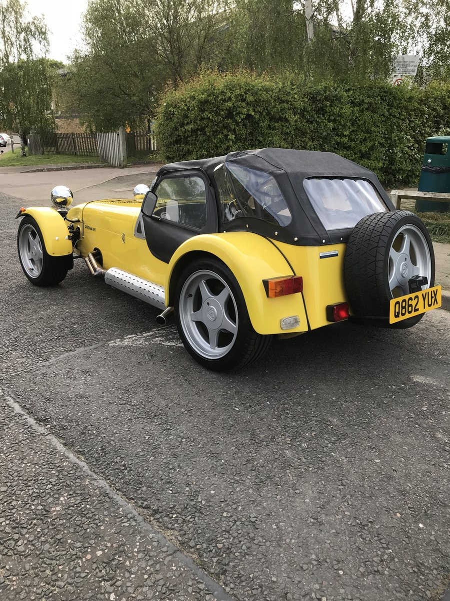 1994 CATERHAM 7 2.0 HPC ......STUNNING For Sale (picture 4 of 6)