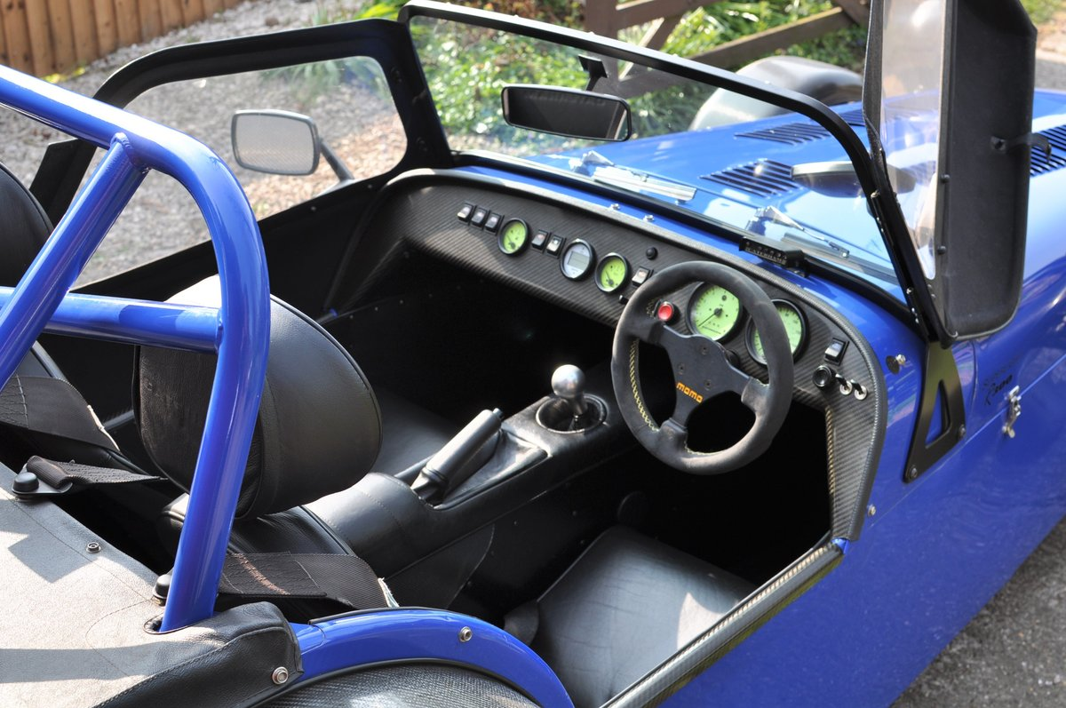 2003 Caterham Seven R300 Superlight For Sale (picture 5 of 6)
