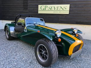 1998 Caterham Classic Sprint 1.6 Vauxhall 100bhp 5 Speed For Sale
