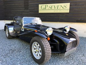 1995 Caterham Classic Supersprint 1.7 Ford 135bhp 5 speed 1 owner SOLD