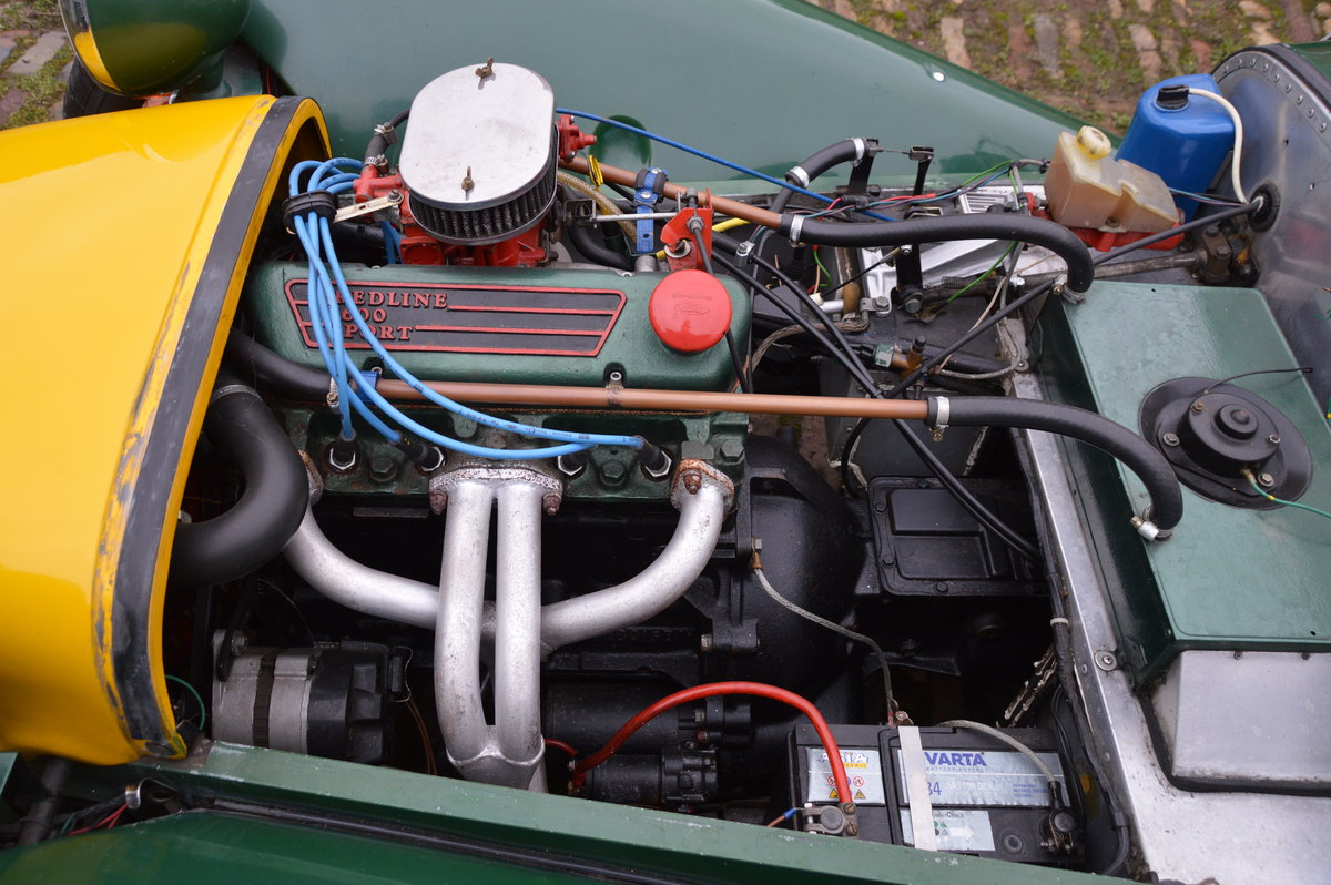 1981 Caterham Super Seven 1600GT SOLD (picture 4 of 6)