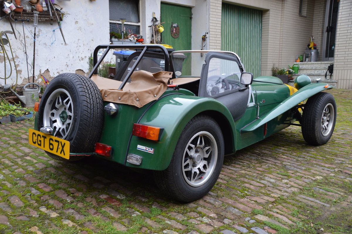 1981 Caterham Super Seven 1600GT SOLD (picture 6 of 6)