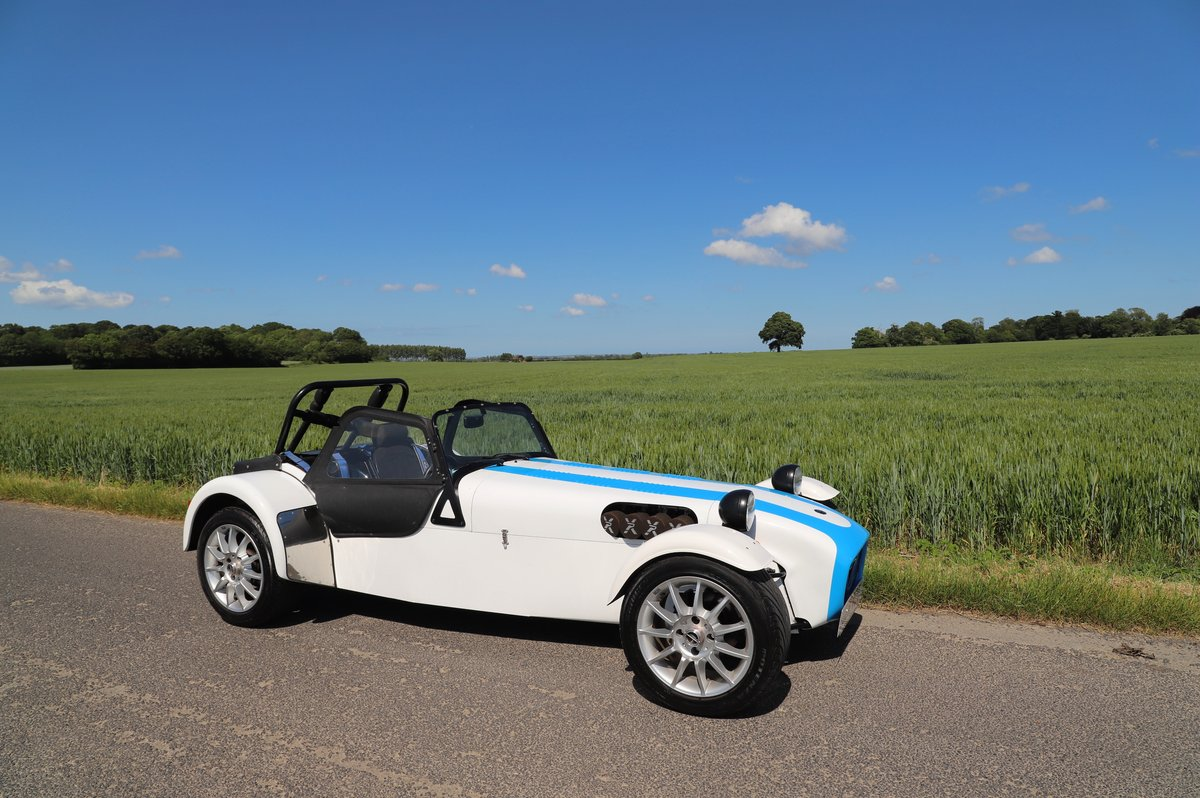 Caterham Super 7, 1991 (registered 1979 - GUM 40T), 2.0L 220 For Sale (picture 1 of 6)