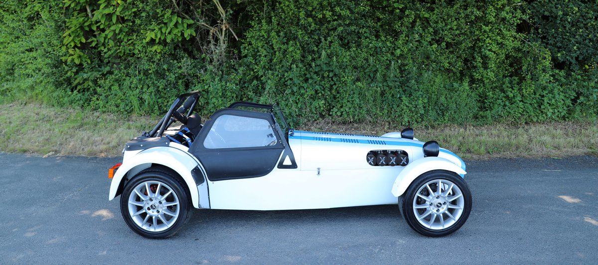 Caterham Super 7, 1991 (registered 1979 - GUM 40T), 2.0L 220 For Sale (picture 3 of 6)