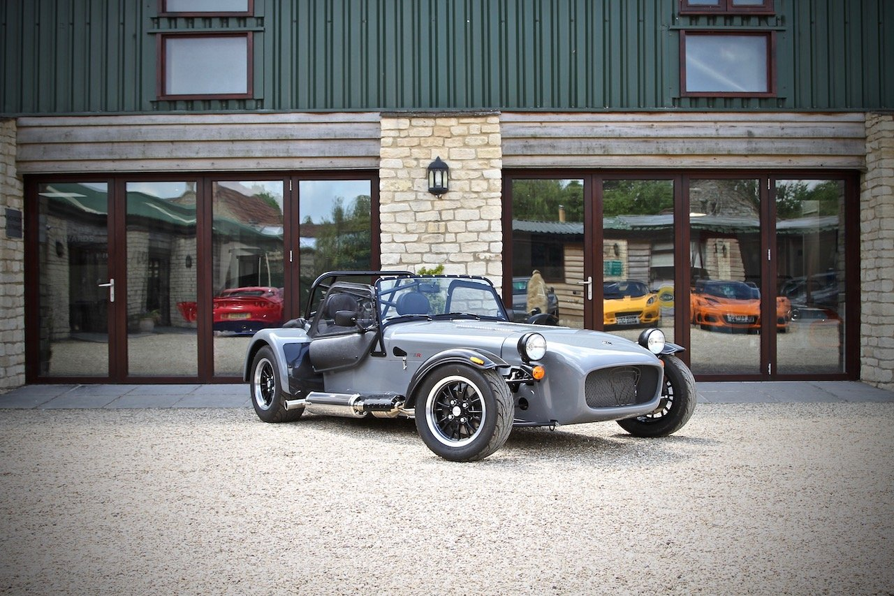2019 CATERHAM 310R SV NARDO GREY For Sale (picture 1 of 6)