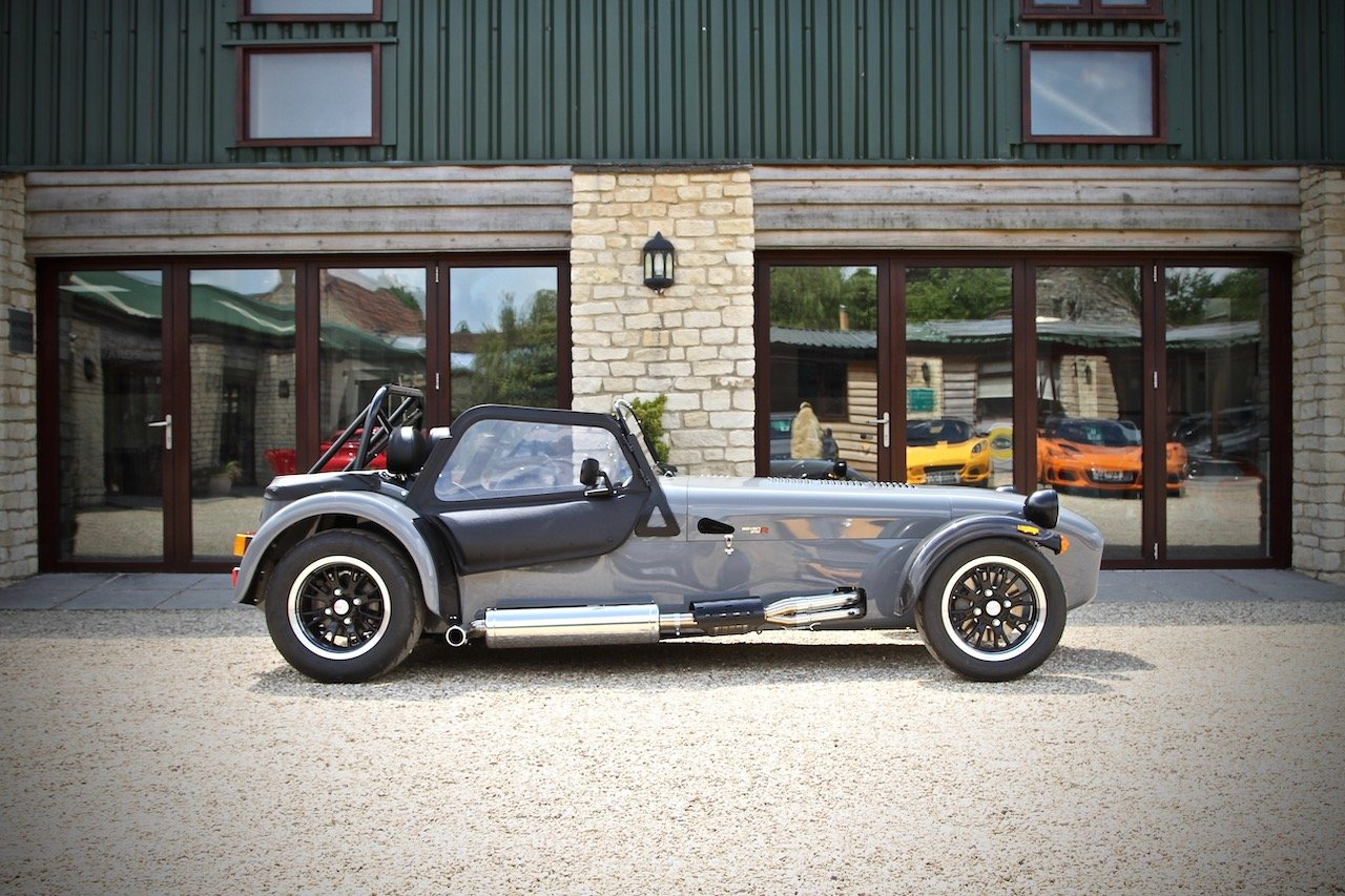 2019 CATERHAM 310R SV NARDO GREY For Sale (picture 2 of 6)
