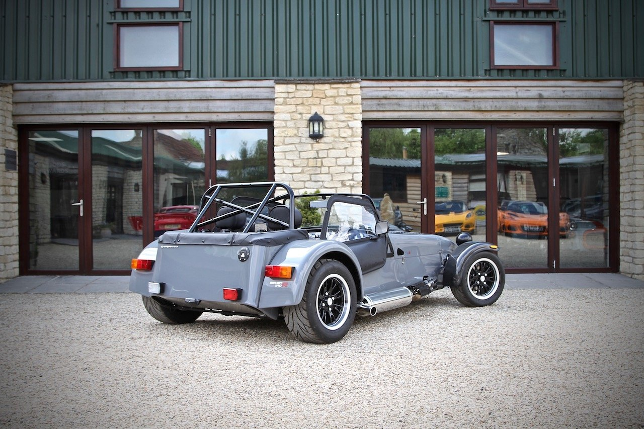 2019 CATERHAM 310R SV NARDO GREY For Sale (picture 3 of 6)