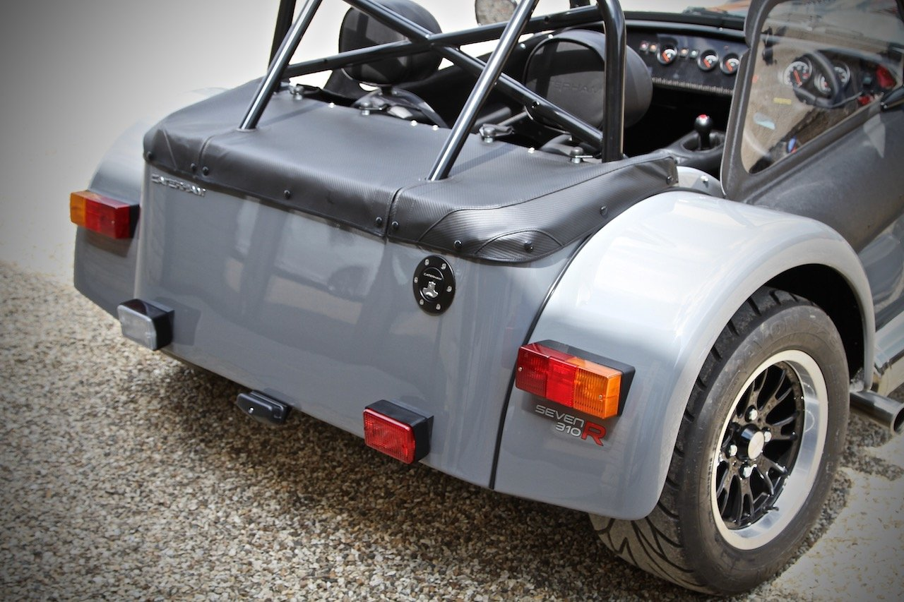 2019 CATERHAM 310R SV NARDO GREY For Sale (picture 5 of 6)