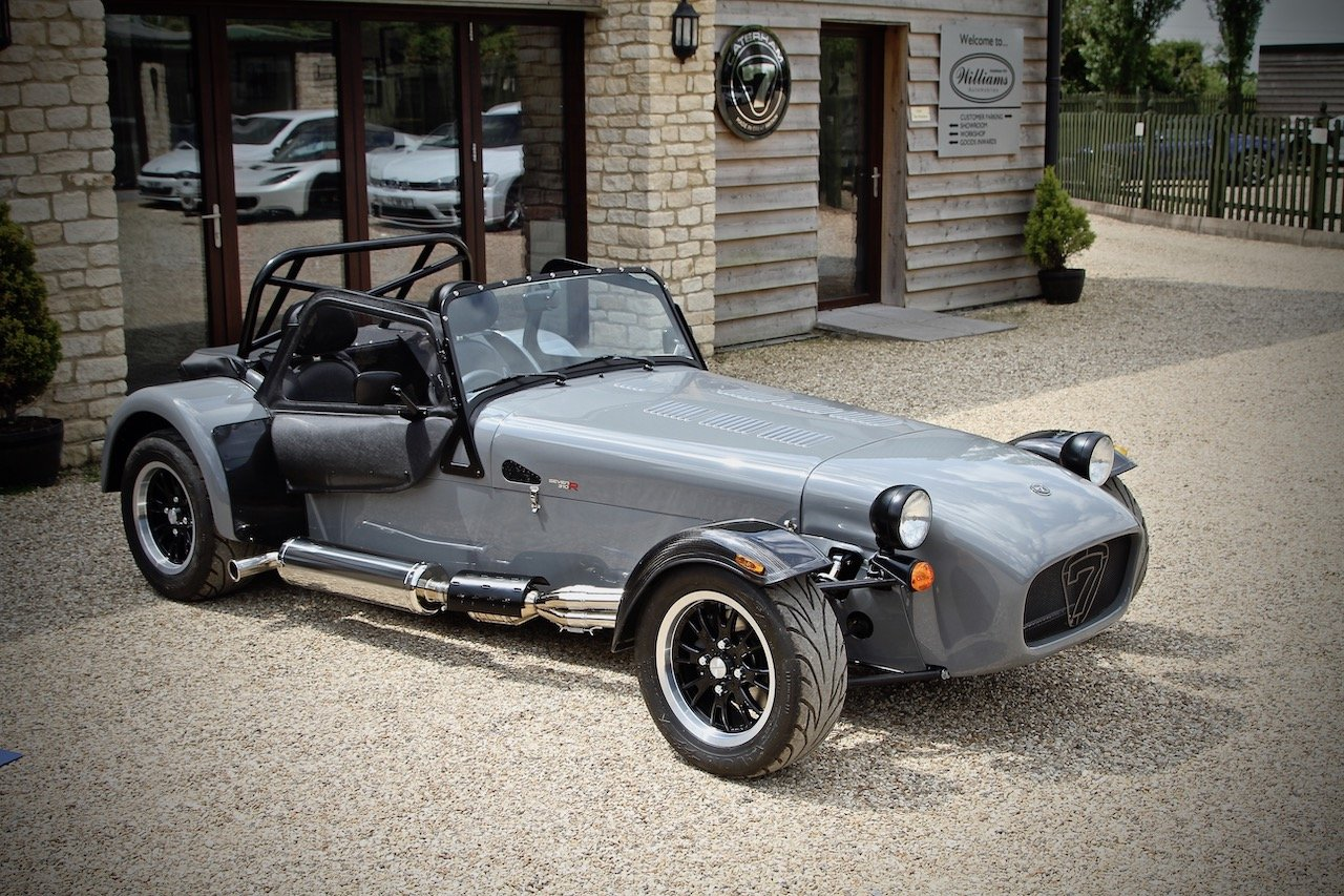 2019 CATERHAM 310R SV NARDO GREY For Sale (picture 6 of 6)