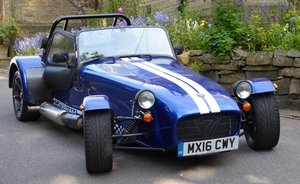 2016 Caterham 270 S SV, 1598 cc. For Sale by Auction