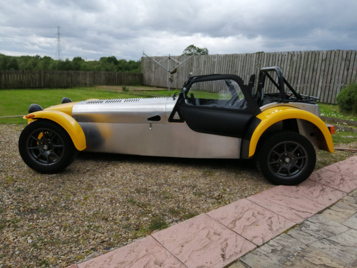 2014 Caterham 7 supersport Classic cars For Sale (picture 1 of 6)
