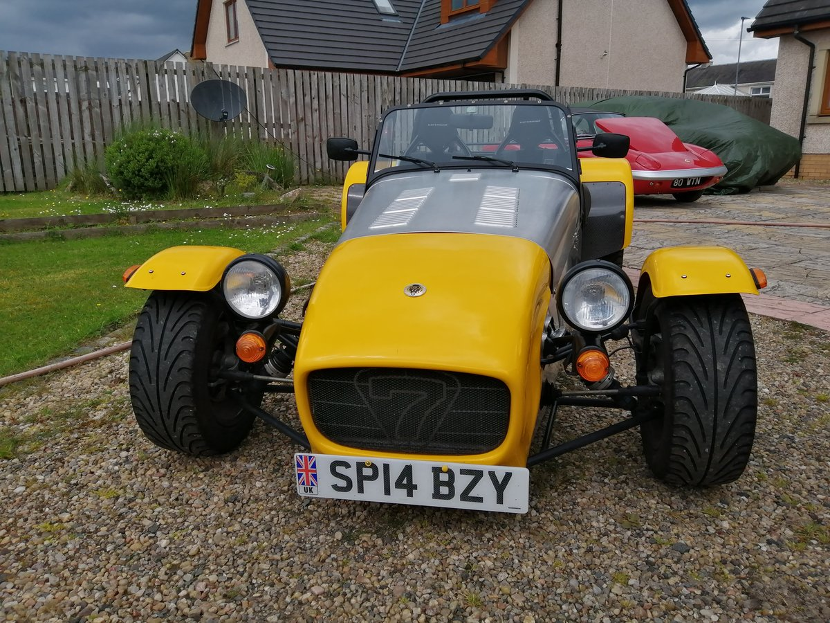 2014 Caterham 7 supersport Classic cars For Sale (picture 6 of 6)