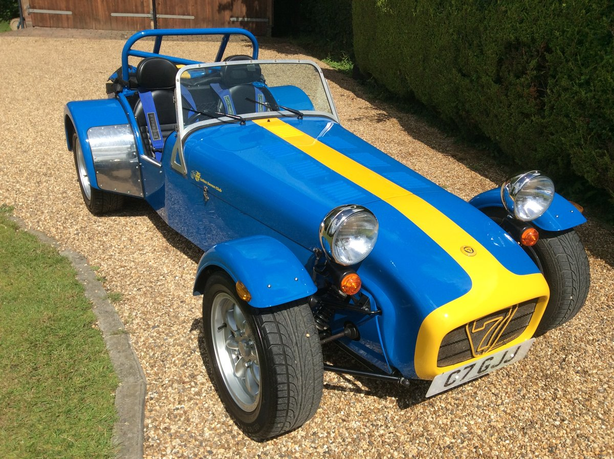 1999 Caterham 7 Roadsport 250 For Sale (picture 2 of 6)