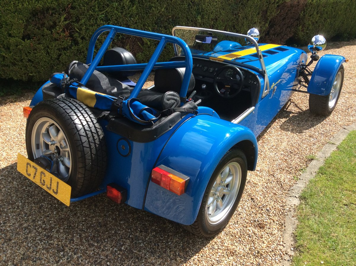 1999 Caterham 7 Roadsport 250 For Sale (picture 5 of 6)